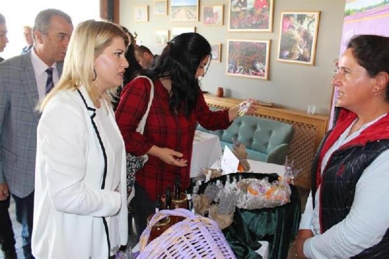 Dünya Kadın Çiftçiler Günü, Lüleburgaz'da kutlandı