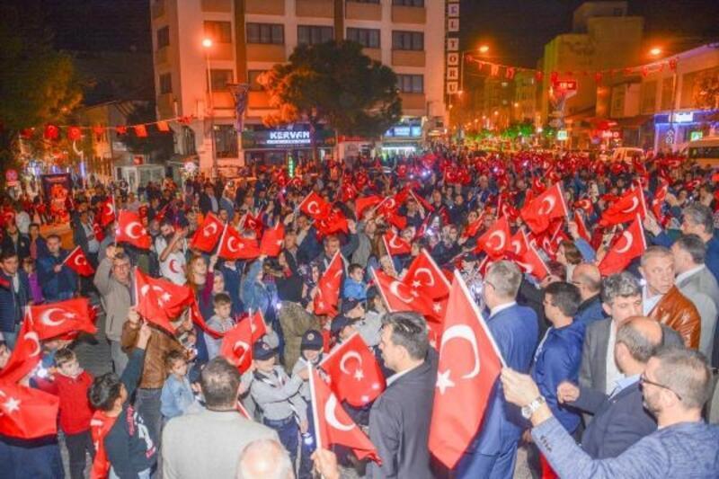 """Karacabey'de yarın """"Mehmetçiğe Destek Buluşması"""" düzenlenecek"""