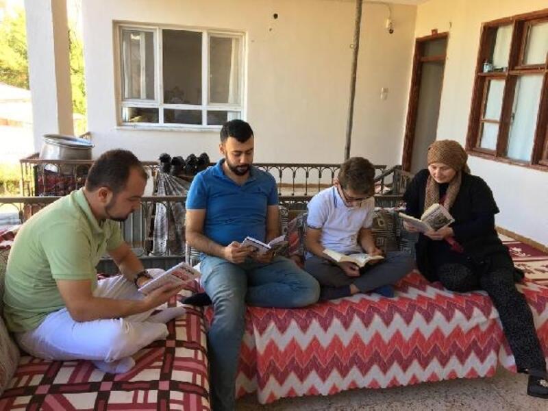Velilere 'günlük kitap okuma saatleri oluşturun' tavsiyesi