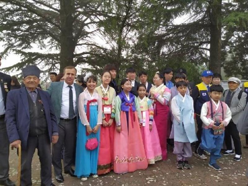 Lüleburgaz'da Kore şehitleri anıldı