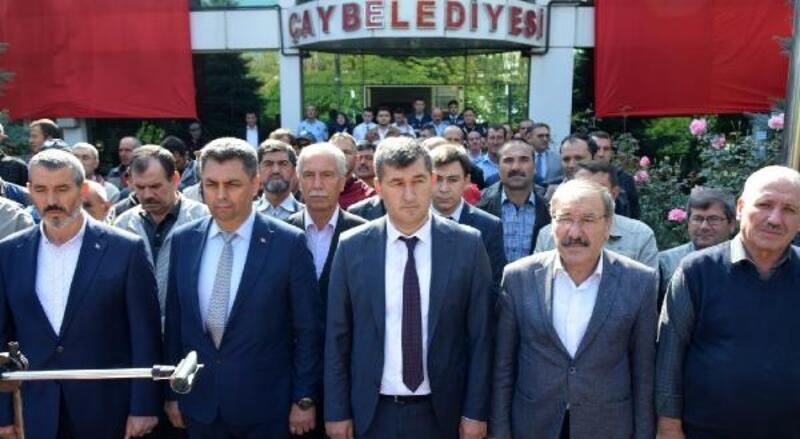 Çay'dan Barış Pınarı'na destek