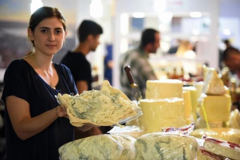 Doğu Anadolu'nun yöresel ürünleri YÖREX'te