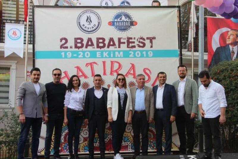 Babadağ'ın yöresel ürünleri festivalle tanıtıldı
