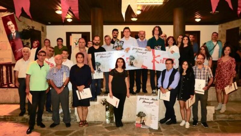 Manavgat Şiir Yarışması'nda ödüller verildi