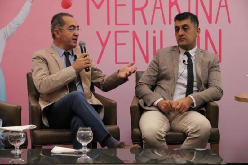 Forum Kayseri'de Meme Kanseri konuşuldu