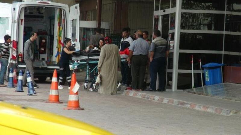 Azez'de SMO üssüne saldırı: 1 şehit, 4 yaralandı
