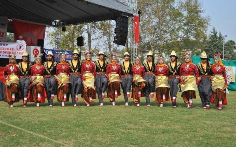 Toprakkale'de, Yörük Türkmen ve Fıstık Festivali