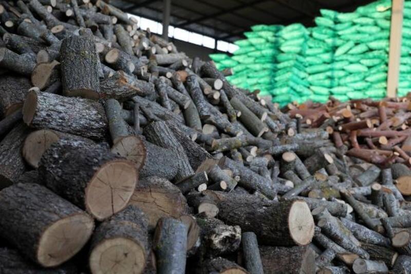 Doğal gaz kullanımı, odun ve kömür satışlarını düşürdü