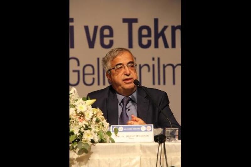 Rektör Şengörür: Türkiye'deki sistemi oturtmamız gerektiğini düşünüyorum