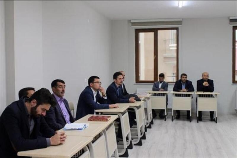 Sivas'ta Tashih-i Huruf kursu açıldı