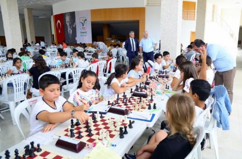 Manavgat Belediyesi'nden satranç turnuvası