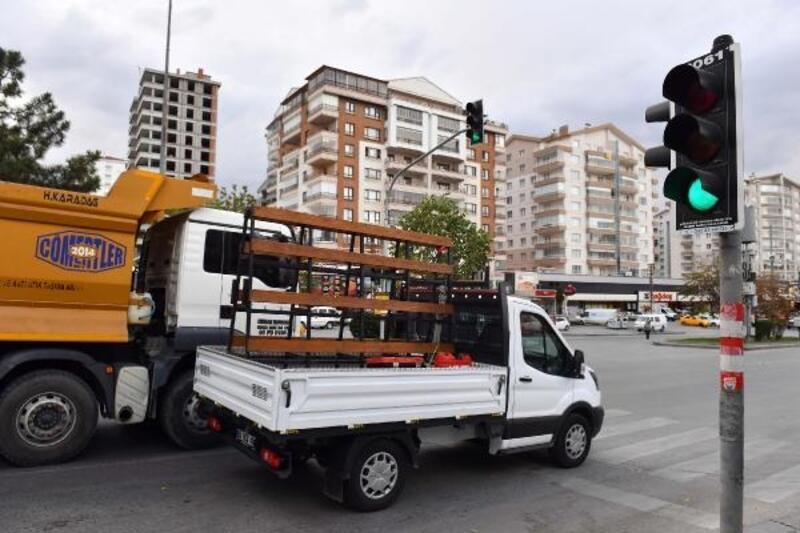 Başkent trafiğinde 'yeşil flaş' uygulamasına son