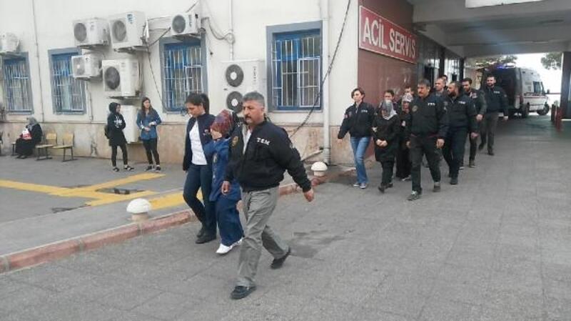 FETÖ'nün gaybubet evlerinde yakalanan 7 kişi tutuklandı