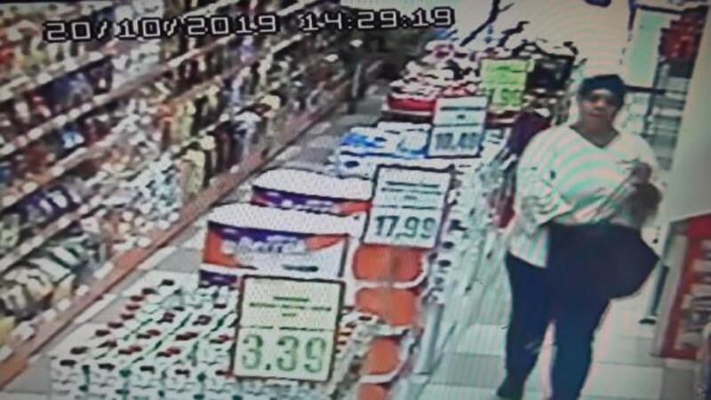 Marketçiyi canından bezdiren hırsızlar kamerada