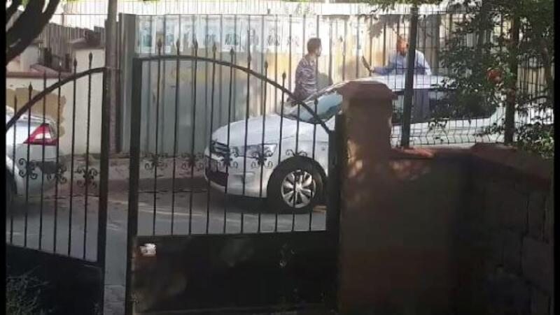 Sancaktepe'de intihar girişimi