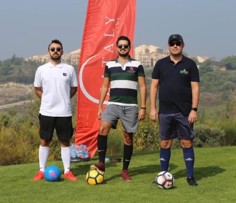 Kuşadası'nda FootGolf turnuvası