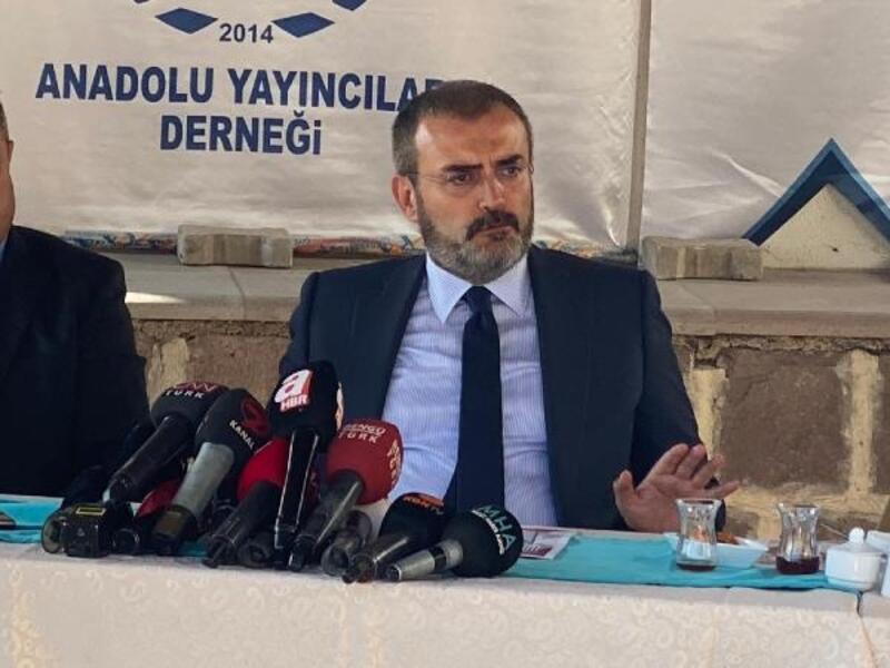 AK Parti'li Ünal: Türkiye sınır güvenliğini sağlamıştır