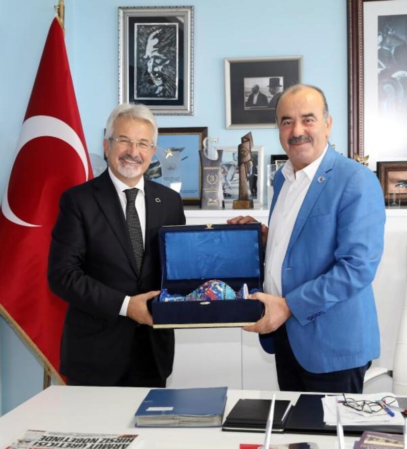 Bursa'nın kardeş belediyeleri Mudanya'da buluştu