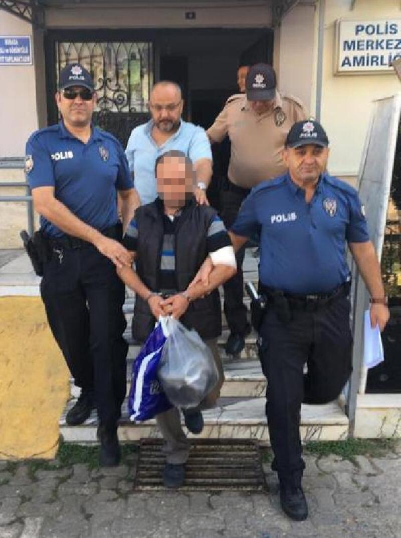 Aranan cezaevi firarisi yakalandı