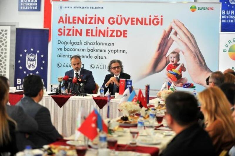 Bursa'da 'Ailenizin güvenliği sizin elinizde' projesi