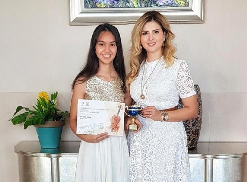 Bilge'den Klasik Müzik Yarışması'nda büyük başarı