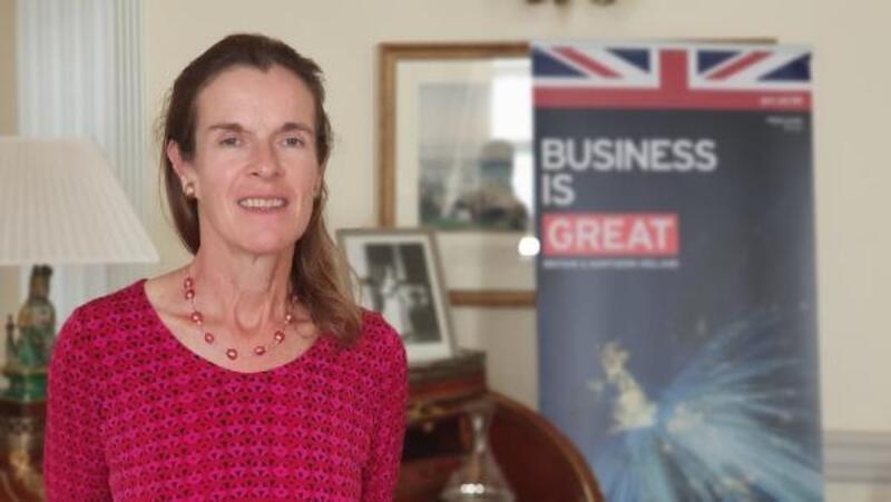 Birleşik Krallık Başkonsolosu Slater: Türkiye ile ticarette pürüzsüz süreç hedefliyoruz