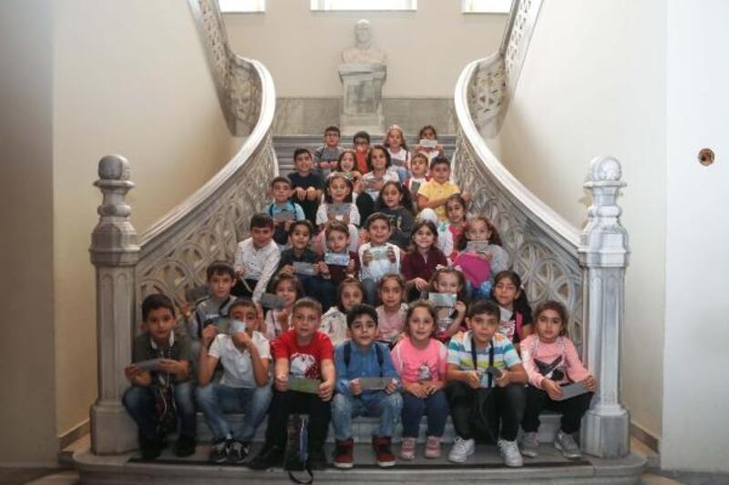 İş Bankası Müzesi atölyeleri 100 binden çok öğrenciyi ağırladı
