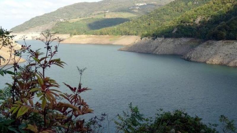 Yuvacık Barajı'nda su seviyesi yüzde 30'a düştü