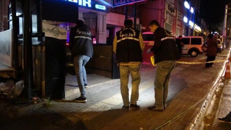 Bursa'da gece kulübü sahibine silahlı saldırı