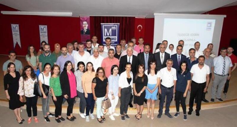 MASMO'dan 'Yabancı Çalışma İzinleri' semineri