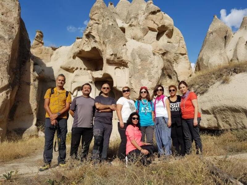Kültürel mirasın merkezinde doğa yürüyüşü