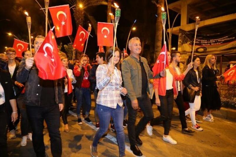 Manavgat'ta Cumhuriyet Bayramı kutlanacak