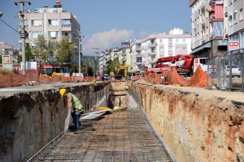 Yağmur suyu ve kanalizasyona 35 milyon TL