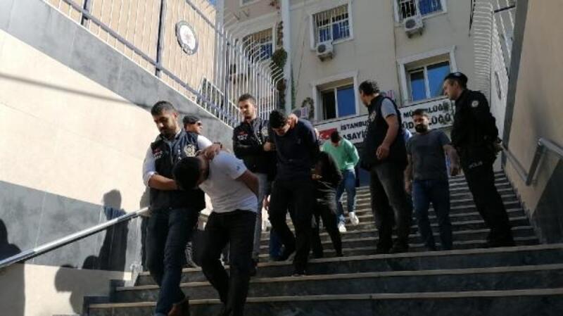 10 kişilik hırsızlık çetesi çökertildi