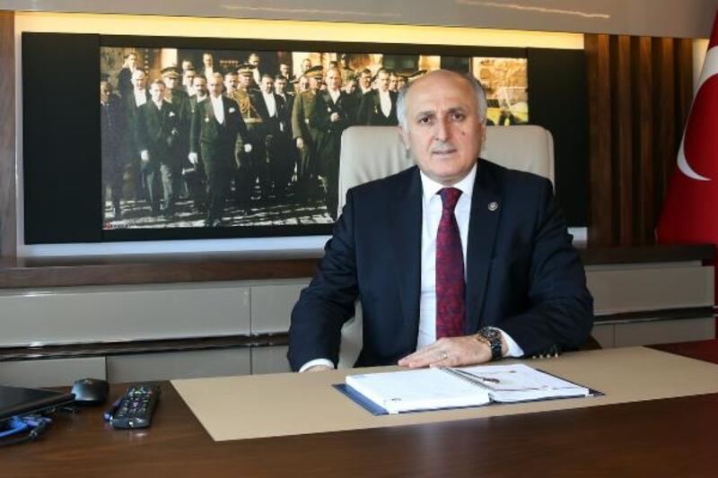 Aksoy: Hızlı tren Doğu Karadeniz illerinin gelişimine katkı sağlar