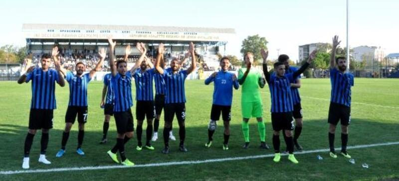 Karacabey Belediyespor, Batman Petrolspor maçına hazır