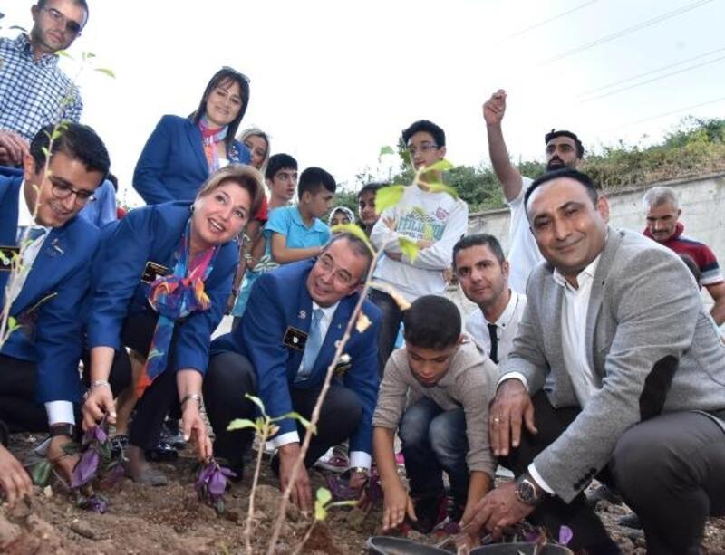 İşitme engellilere denge parkı ve hobi bahçesi