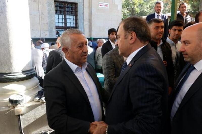 Belediye Başkanı Zeybek'in acı günü