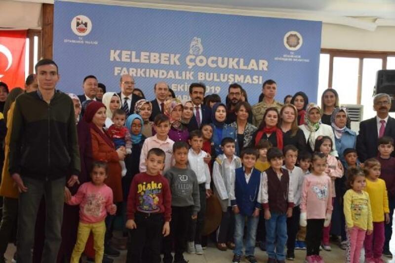 Diyarbakır'da 'Kelebek' çocuklara etkinlik