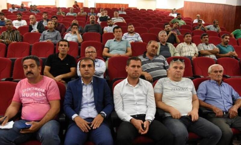 Üreticilere virüs konferansı