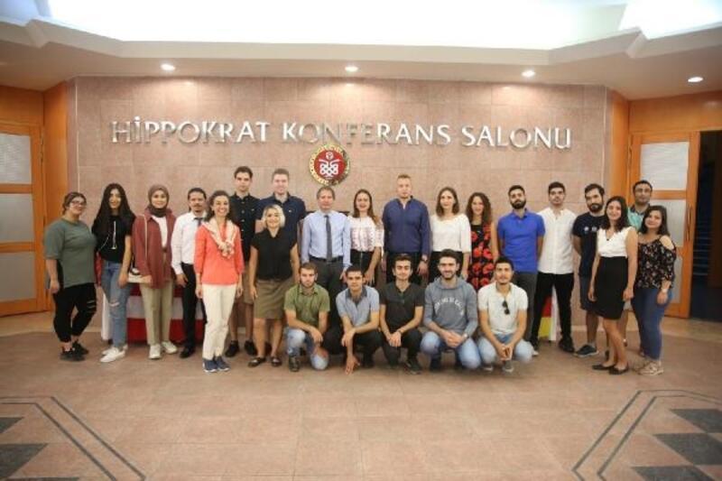 Çukurova Üniversitesi'nde Erasmus Günleri düzenlendi