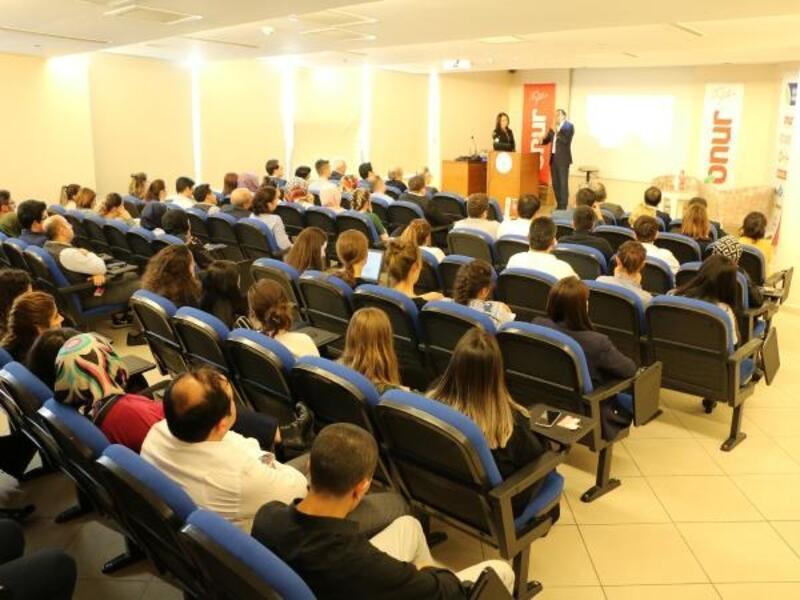 """Bursa'da """"Deprem ve Korunma Bilinci"""" konulu eğitim semineri"""