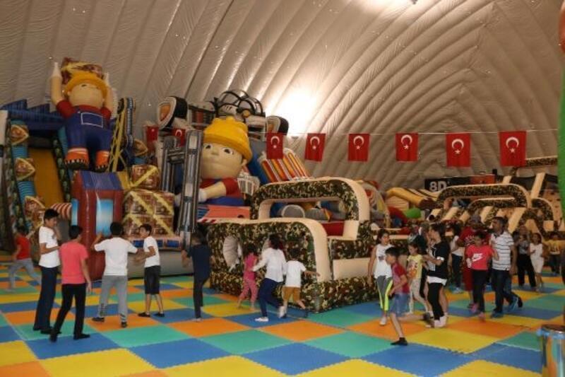 Cumhuriyet Bayramı'nda Zıp Zıp Park ücretsiz