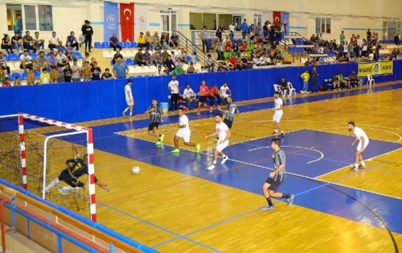 Futsal turnuvasının şampiyonu Manavgat07