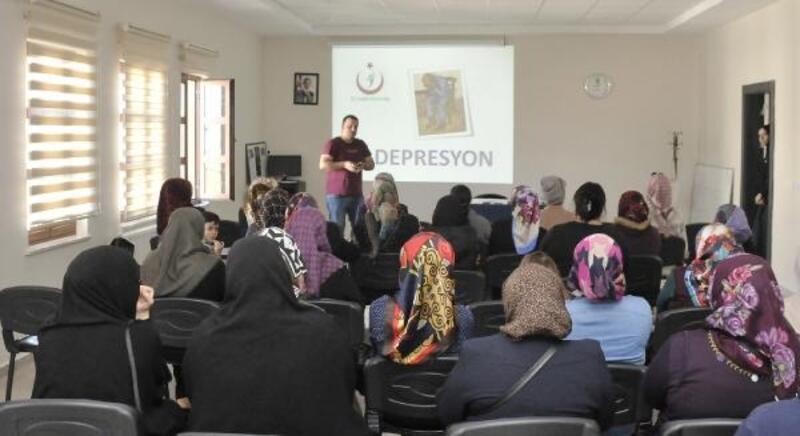 Mamak'ta 'Depresyon ve Depresyonla Baş Etme Yolları' anlatıldı