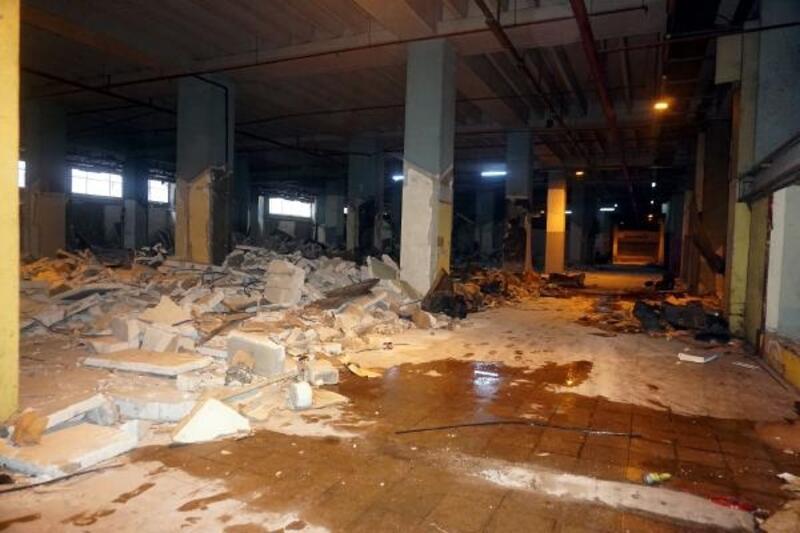 Otogarda yıkım tartışması sürüyor