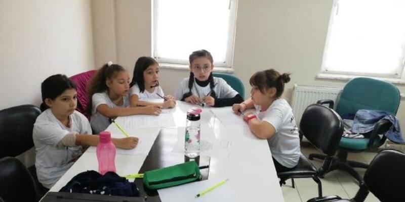 Orhangazili öğrenciler zeka oyunlarında Bursa birincisi oldu