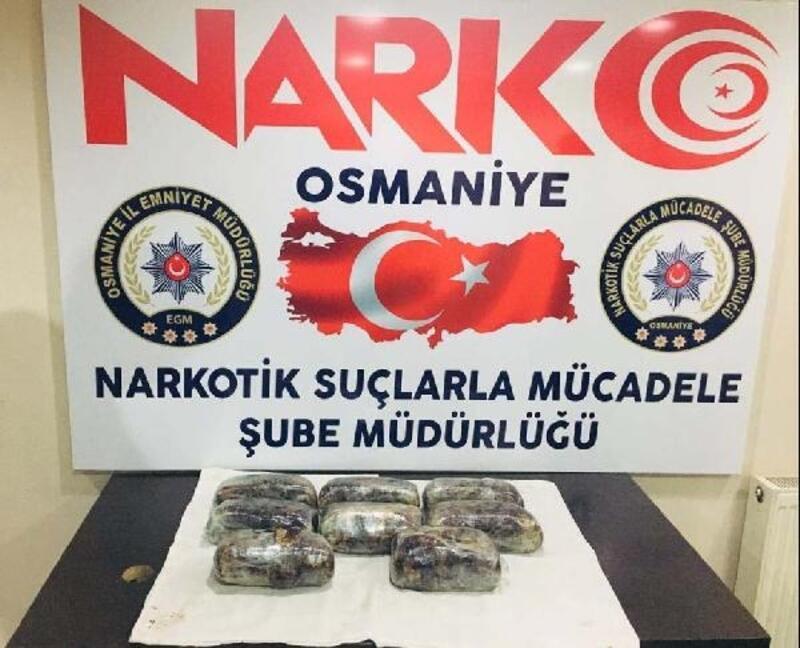 Narkotik suçlardan 10 ayda 122 kişi tutuklandı