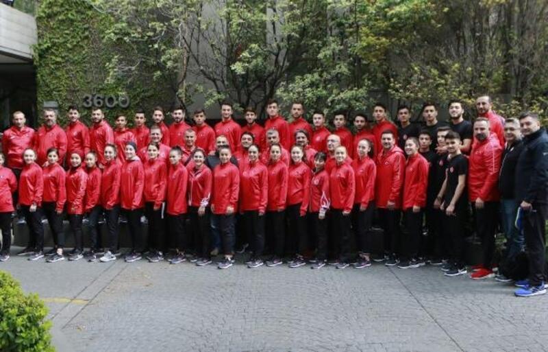 Karate Milli Takımı Şili'de güvenli bölgeye geçti
