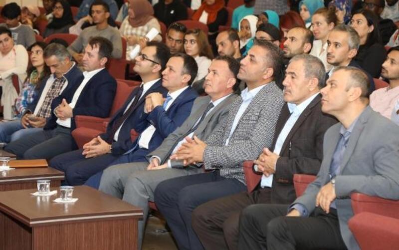 ERÜ'de 'Uluslararası Öğrenciler Tanışma ve Bilgilendirme Toplantısı'